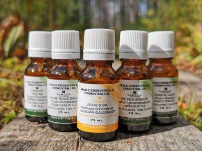 Huiles essentielles et produits cosmétiques avec Kamelya Aromacosmétique