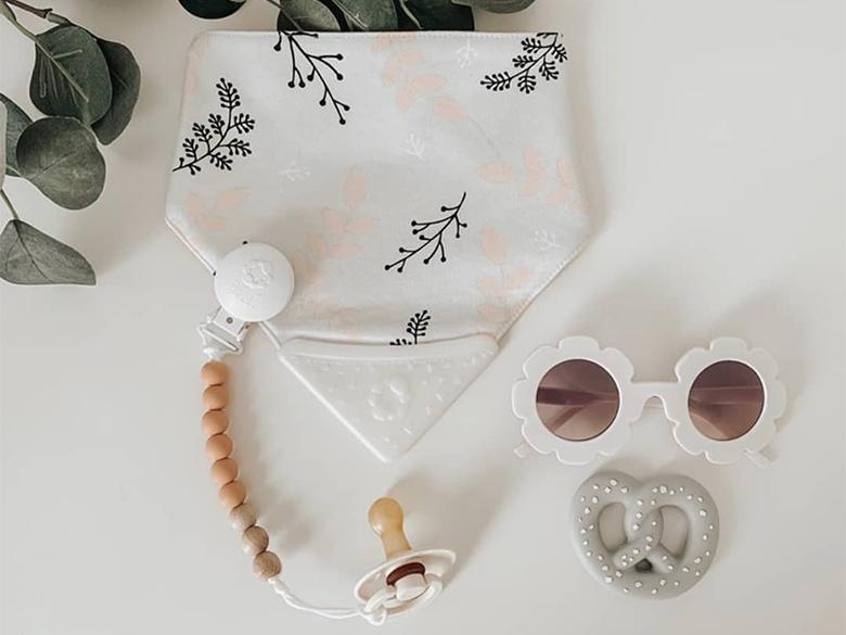 Bulle, des bijoux et accessoires en silicone pour mamans et enfants