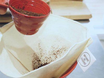 Découvrez Autour de Karine, spécialisée en filtres à café réutilisables