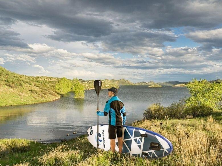 BeyonSea, explorer les paysages du Québec en paddle board