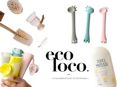 Eco Loco - Les meilleurs produits écoresponsables pour le quotidien